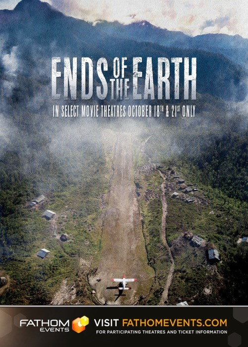 ENDS OF THE EARTH poster