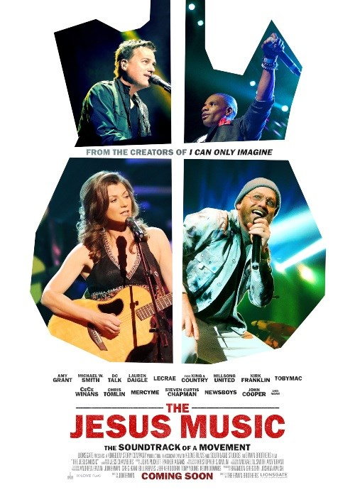 THE JESUS MUSIC poster