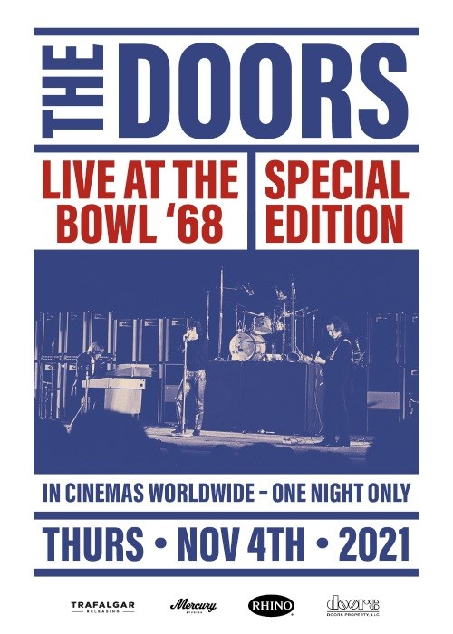 THE DOORS: LIVE AT THE BOWL 68 SPECIAL EDITION poster
